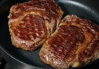 Как жарить говядину