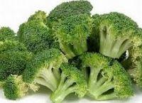 Сколько жарить брокколи