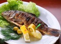 Как жарить рыбу