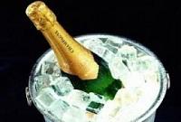 Калории в шампанском