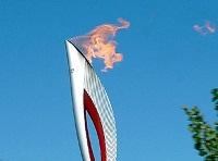 Сколько весит Олимпийский факел