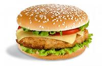 Калории в гамбургере