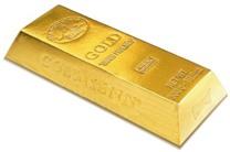 Сколько весит слиток золота