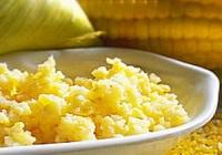 Сколько калорий в кукурузной каше