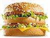 Cколько калорий в бигмаке
