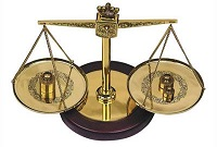 Вес золотника в граммах